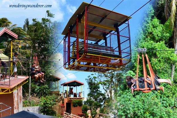 Zipline and Cable Car at Picnic Grove - Tagaytay City, Cavite