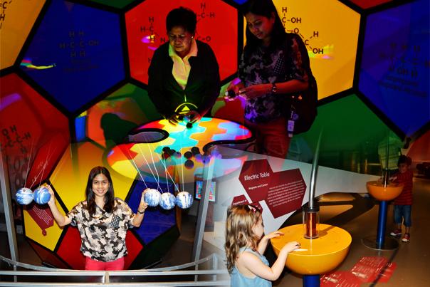 Pendulum - The Mind Museum - Taguig City