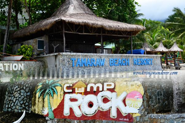 Tamaraw Beach Resort - Aninuan Beach