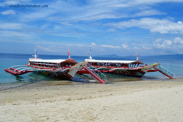 White Beach to Batangas Big Boats