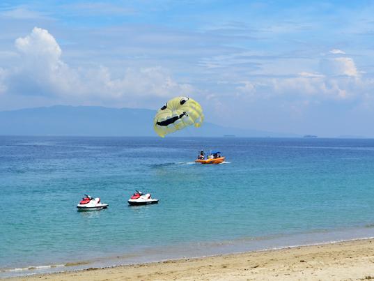 White Beach Resorts And Hotels Puerto Galera Ww Travel Blog