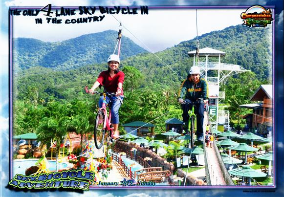 Campuestohan's Sky Bike