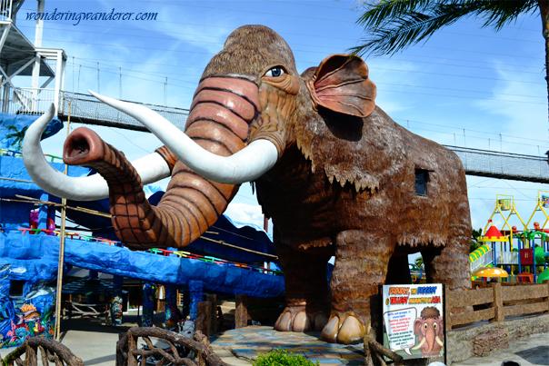 Wolly Mammoth Room of Campuestohan Highland Resort