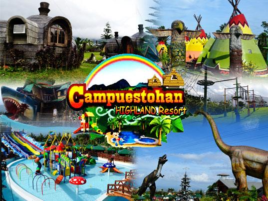 Campuestohan Highland Resort - Talisay City, Negros Occidental