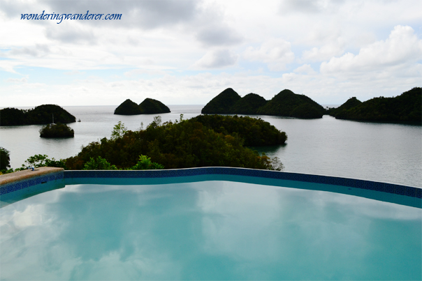 Infinity pool of Perth Paradise Resort - Sipalay City