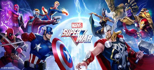 Marvel Super War - Netease