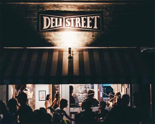 Where to Eat in Siargao? Deli Street