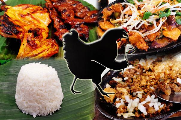 Masskara Chicken Inasal - Bacolod, Negros Occidental