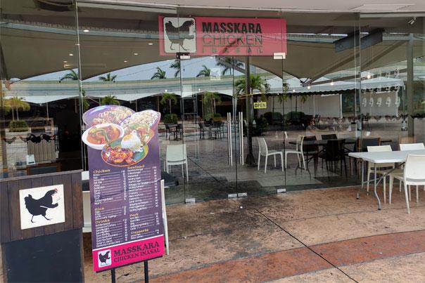 Masskara Chicken Inasal at Robinson's