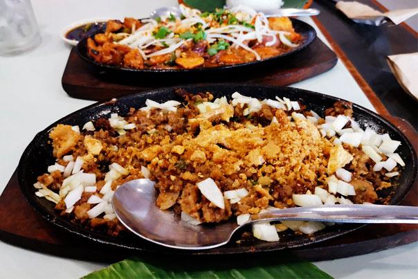 Sisig of Masskara Chicken Inasal