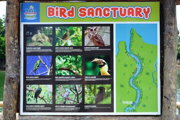 Ilog River Bird Sanctuary