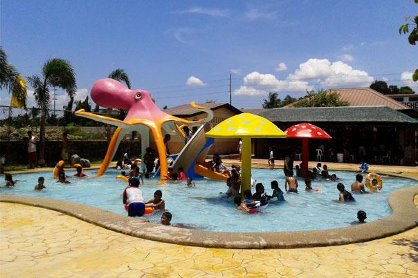 Sea Breeze Resort and Restaurant: Kiddie Pool
