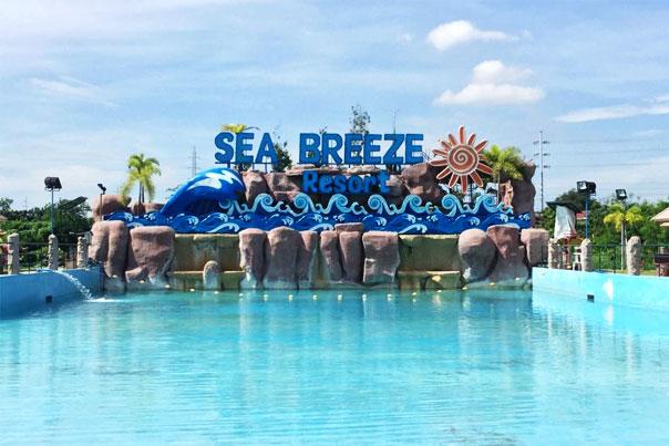 Sea Breeze Resort - Taguig City, Metro Manila