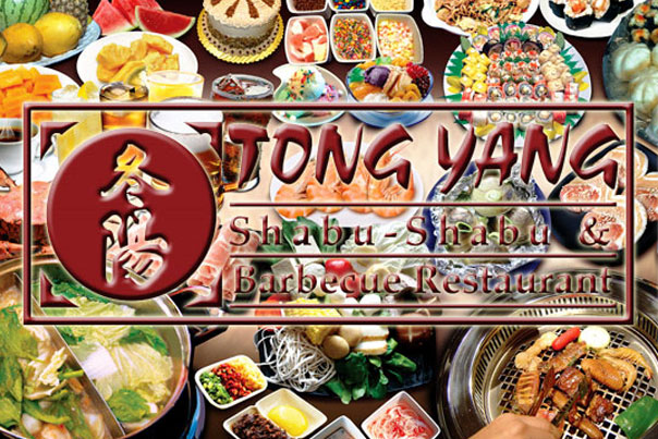 Tong Yang Shabu-Shabu and Barbecue Restaurant - Bacolod