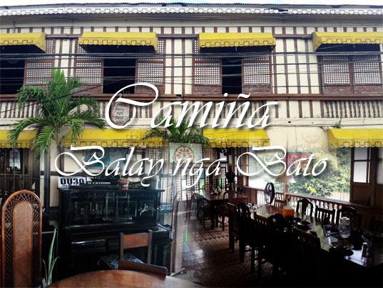Camiña Balay nga Bato - Iloilo City, Philippines