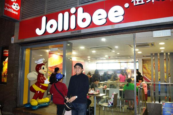 Jollibee abroad