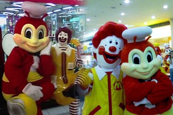 McDonald's friend