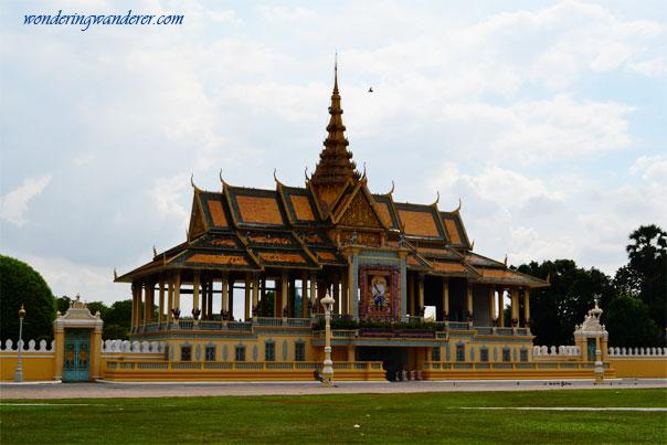 Preah Thineang Chan Chhaya - Phnom Penh
