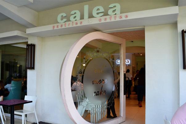 Calea Pastries & Coffee restaurant