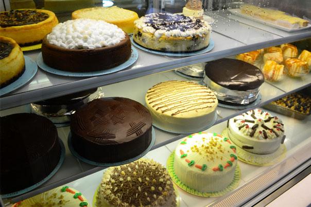 Calea Pastries & Coffee cake stall