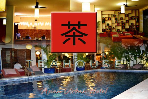 TeaHouse Asian Urban Hotel - Phnom Penh, Cambodia