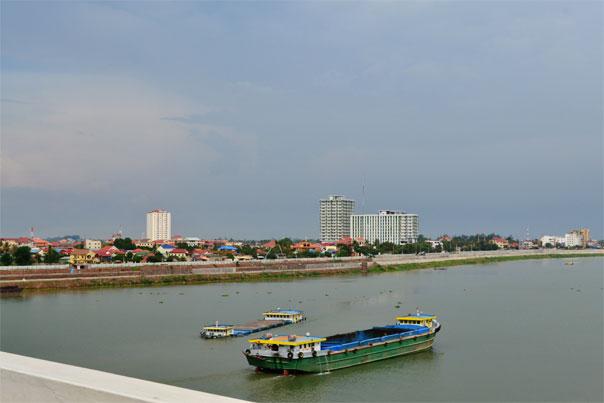 Tonle Sap River - Cambodia