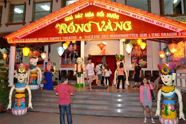 Water Puppet Show - Vietnam