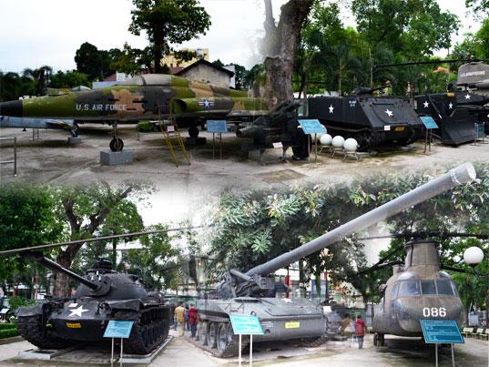 War Remnants Museum - Ho Chi Minh, Vietnam